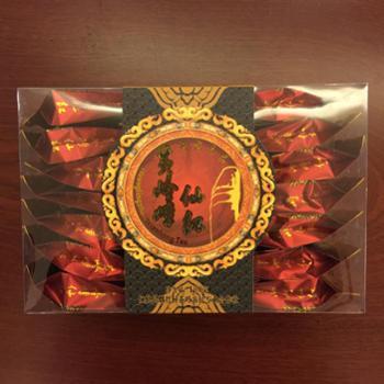 黄岭嶂牌100克红袋盒装