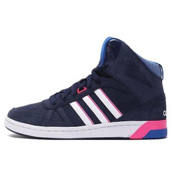 Adidas阿迪达斯neo女鞋2016新款运动休闲鞋高帮板鞋F99433
