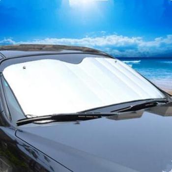 8090汽车遮阳挡防晒避光板夏季隔热遮阳帘子汽车前档