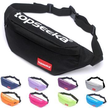 新款胸包韩版运动腰包大容量单肩斜挎包男包女包学生背包收钱包包