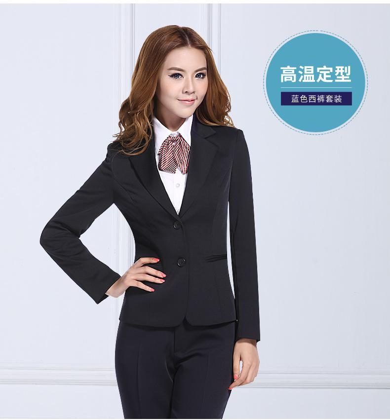 职业装女装职业套装女套裙OL西服西装套装女士正装面试工作服