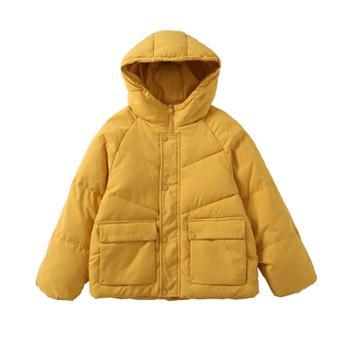 棉袄韩版宽松棉服女冬季短款超火面包服棉衣外套潮