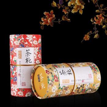 茶礼盒红罐套装茶礼高黎贡山滇红茶红茶高黎红200克