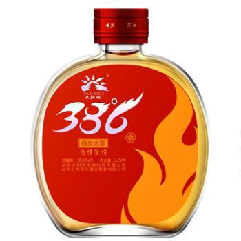 太阳城庄园【38°6 让情发烧系列】白兰地酒 / 玫瑰露酒 125ml