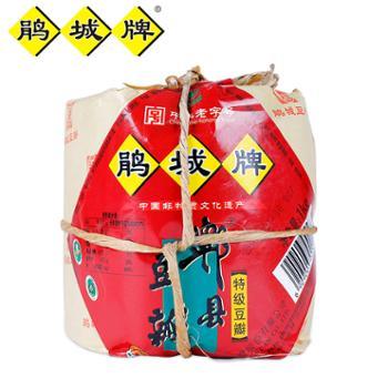 【鹃城牌】零添加剂郫县豆瓣酱特级1000g黑豆瓣川菜调料川菜之魂