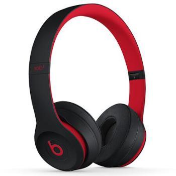 Beats Solo3 Wireless 头戴式 蓝牙耳机 蓝牙无线耳机 手机耳机 游戏耳机