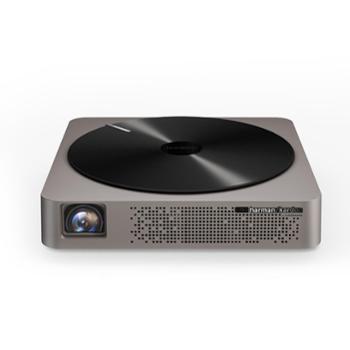 极米(XGIMI)NewZ4极光投影仪投影机家用(高清宽屏850ANSI流明左右梯形校正)