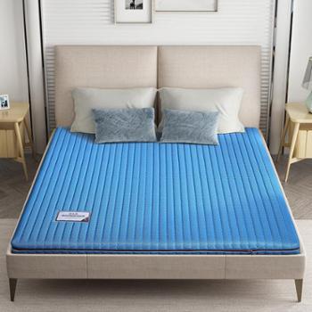 金翰 床垫 棕垫 蓝色