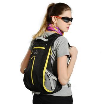 法国pelliot户外背包 男女防泼水徒步包骑行包运动休闲旅行登山包