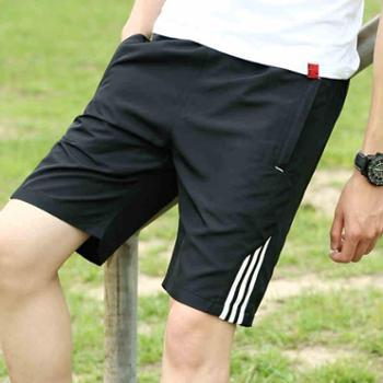 尚伊湐短裤男士五分裤子跑步休闲运动裤
