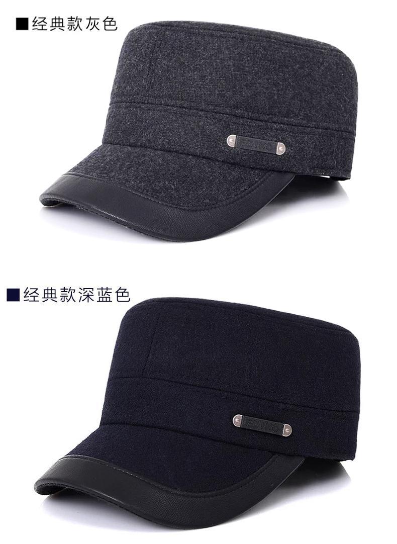 男士平顶帽子春秋【多图】_价格_图片- 天猫精选