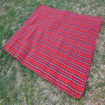 易路达植绒加厚野餐垫
