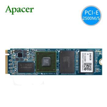 Apacer/宇瞻 AP240GZ280 Z280 M.2 PCIE 240G SSD固态硬盘NVME