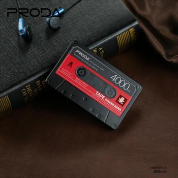 REMAX/睿量 4000毫安聚合物移动电源 迷你手机充电宝 创意款