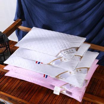 oukk欧康家纺全棉荞麦枕头全荞麦壳枕芯护颈枕40*60cm4斤(一个装)