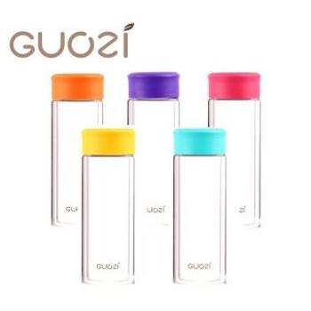 果兹五彩随心杯GZ-S16200ml高硼硅玻璃耐热耐冷