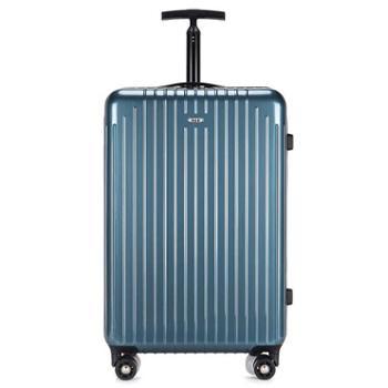 迪克瑞墨娃超轻商务拉杆箱万向轮PC密码行李箱旅行登机箱20寸