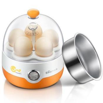 Bear/小熊煮蛋器ZDQ-2201蒸蛋器迷你小型单层