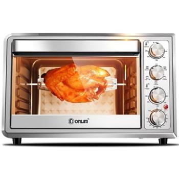 东菱电烤箱 大容量 38L 6管上下独立控温家用烘焙 38升/L DL-K40A厨房家电