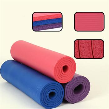 瑜伽垫 加长加厚防滑垫 运动户外野营垫