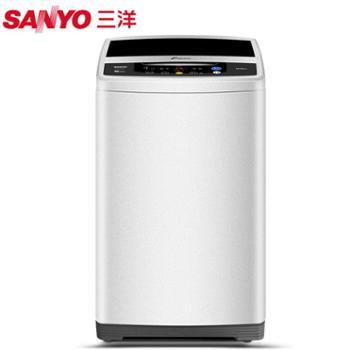 Sanyo/三洋WT8455M0S8公斤大容量全自动洗衣机