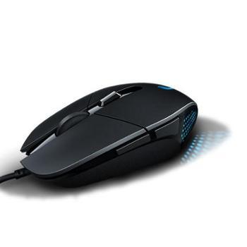 【宝鸡正昊贸易】罗技G302有线游戏竞技鼠标有线LOL背光呼吸灯编程宏机械鼠标