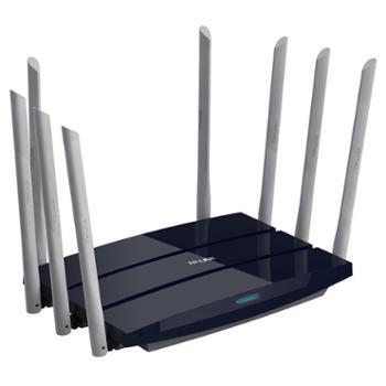 【宝鸡正昊贸易】TP-LINK双千兆 路由器 无线家用穿墙高速wifi tplink 千兆端口路由器 大功率 光纤电信移动100M 200M宽带优选
