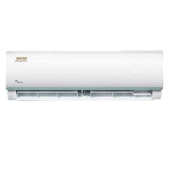 Midea/美的 KFR-26GW/WDCN8A3@ 大1匹变频家用冷暖壁挂式空调挂机