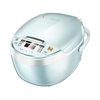 美的小型电饭煲 家用电饭锅小1-2-3人迷你智能全自动3L升