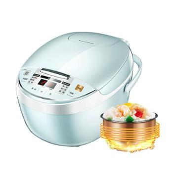美的电饭煲锅小迷你型家用智能全自动电饭煲3L 1-2-3人