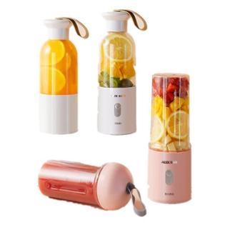 奥克斯榨汁机家用水果小型便携式学生榨汁杯电动充电迷你炸果汁机