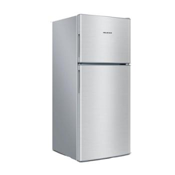 MeiLing/美菱 BCD-118 小冰箱 双门家用小型电冰箱 冷藏冷冻
