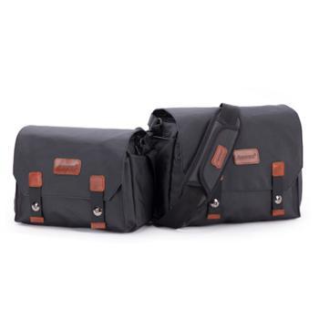 相机包单反单肩佳能200d防水单反包m50女微单包索尼男斜跨摄影包