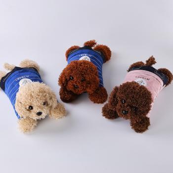 扬子热水袋充电式防爆暖宝宝可爱卡通毛绒电暖手宝女泰迪狗暖水袋