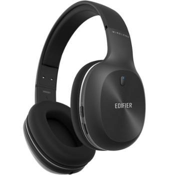 Edifier/漫步者W800BT无线蓝牙耳机音乐电脑手机头戴式运动耳麦