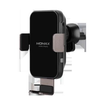 Momax摩米士车载支架手机无线充支架自动感应充电器出风口套装