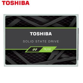 东芝TR2002.5固态硬盘SSD适用台式机笔记本电脑SATA3