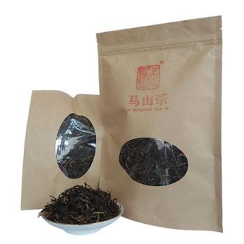马山茶客家红茶茶叶二级红茶茶叶散装袋装浓香型红茶250g