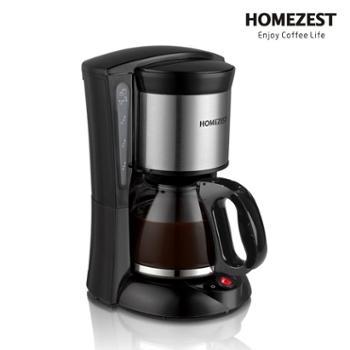 HOMEZESTCM-823咖啡机美式家用全自动滴漏式煮咖啡壶泡茶1400ml