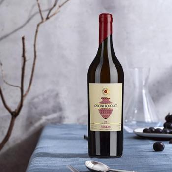 格鲁吉亚红酒原瓶进口米尔迪阿尼mildiani萨别拉维干红陶罐香型葡萄酒