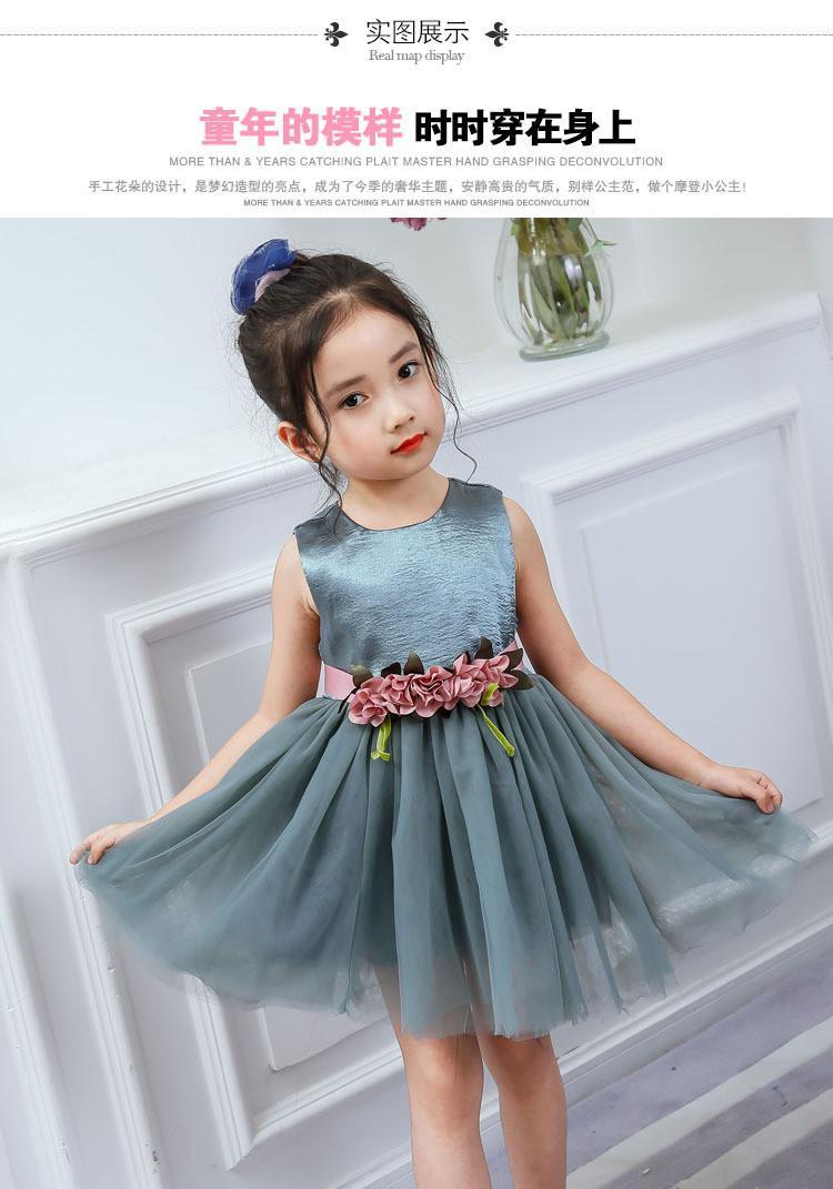 小女孩夏装连衣裙图片-海量高清小女孩夏装连衣裙... - 阿里巴巴