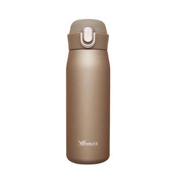 华亚 水润真空运动瓶HD21-500颜色随机发