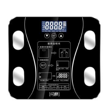 闪易脂肪秤电子称智能体脂秤多功能家用体重秤减肥脂称
