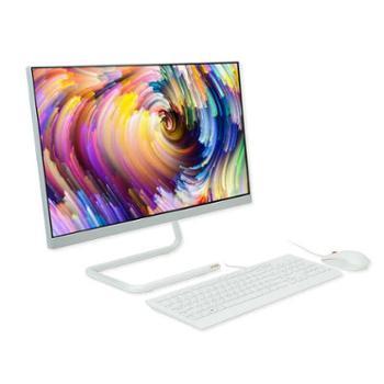 联想AIO520C 23.8英寸 致美商务一体机台式机电脑(8G/256G固态/三年上门)