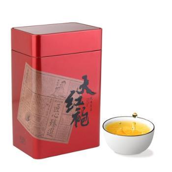 小茶犊大红袍武夷岩茶浓香茶叶250g