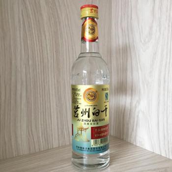 浮来春44°莒州白干500ml浓香型白酒单瓶装