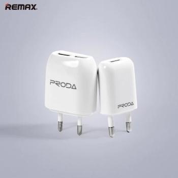REMAX充电头RP-U11单U RP-U21双U手机充电器U11单U 1A充电头