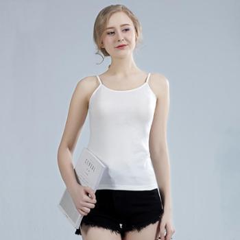 吊带背心女夏内搭吊带衫短款性感修身打底衫上衣外穿B003