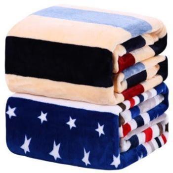 安娜贝妮梦珊瑚绒毯子午睡沙发保暖床毛毯