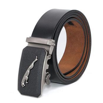 芙拉迪无拼接牛皮商务自动扣皮带 腰带 FB01-7037 可分期